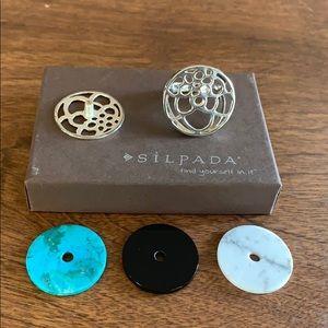 R2159 retired Silpada ring sterling silver